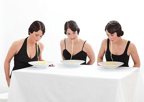 Katarina Schröder - Ich Zeigs Dir Projekt - Pasta e Basta I