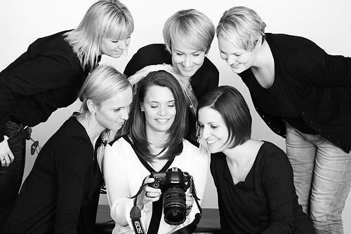 junggesellinnenabschied gruppenfotos münster fotograf