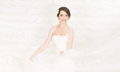 Braut Portrait 1