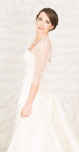 Braut Portrait 2