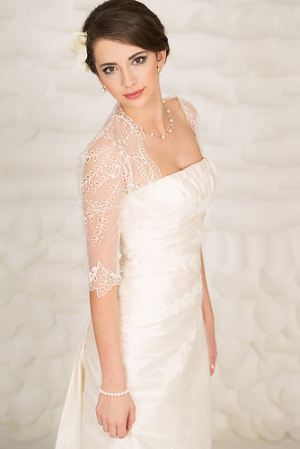 Braut Portrait 3