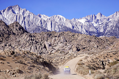 Mt. Whitney view