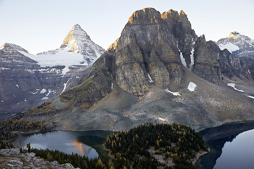 Mt. Assiniboine view