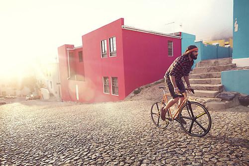 riding Cape Town