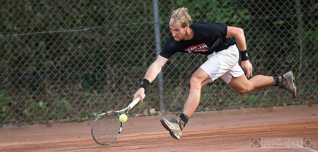Tennistraining UTC Lentia (150827_8896-2) | Michael Linzer #250 WRL
