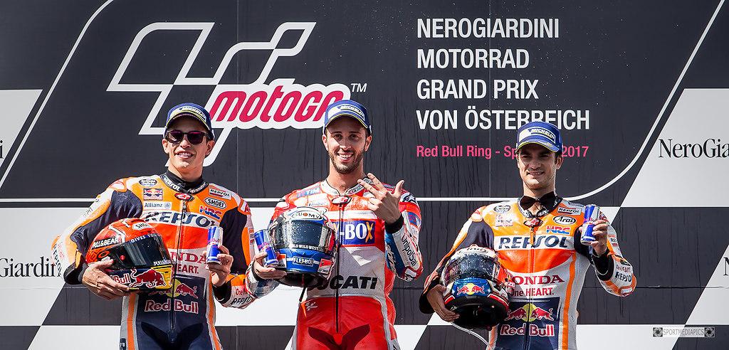 MOTO GP AUSTRIA  (170810bm_1418) | SPORT, MOTORSPORT,MOTO GP,  SPIELBERG, 2017-08-13  ,  IM BILD:  FOTO: SPORTMEDIAPICS.COM /... | FORMEL1, MOTO GP, MOTORSPORT, NERO GIARDINI