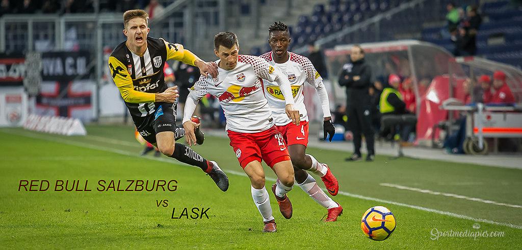 Red Bull Salzburg - LASK 16-12-2017 (171216bm_8413-2) | SPORT, FUSSBALL, TIPICO BUNDESLIGA, RBS - LASK , 2017-12-16 IM BILD: REINHOLD RANFTL #26 (LASK)... | FIFA, FUSSBALL, LASK, TIPICO BUNDESLIGA