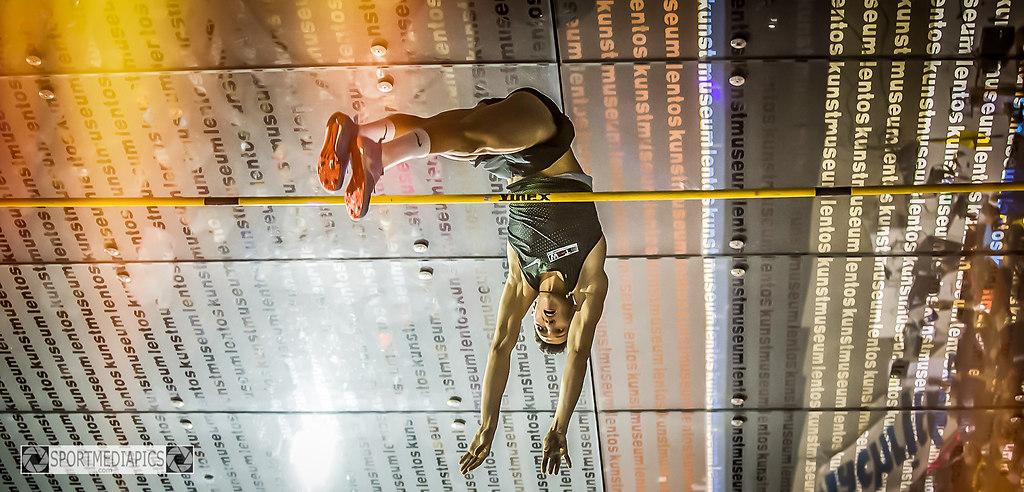 LENTOS JUMP (180912bm_) | SPORT,LENTOS JUMP ,12-09-2018 ,  IM BILD: Timor Morgunov (RUS) Sieger mit 5,82 m  FOTO:... | LENTOS JUMP