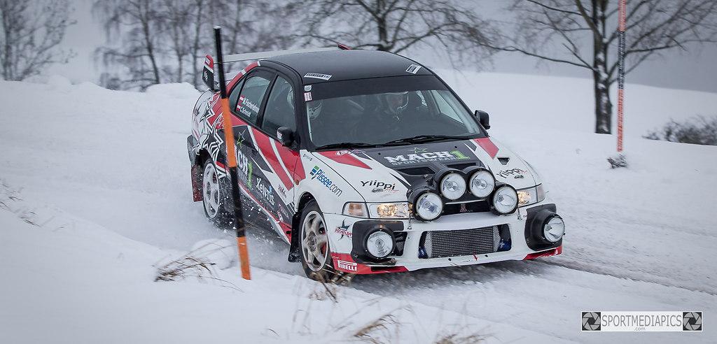 FischerlehnerJänner Rallye Test (181231bm_-6) | SPORT, FischerlehnerJänner Rallye Test . 31.12.2018,  IM BILD: Martin Fischerlehner  FOTO:... | FischerlehnerJänner Rallye Test