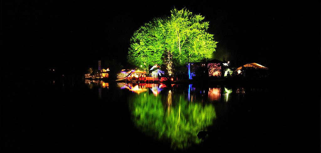 Sauerkirsch-Konzert ( Ü30-Party ) am 12.09.08 am Wössner See