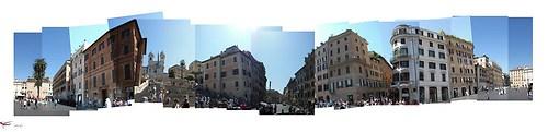 rom #20 - piazza di spagna