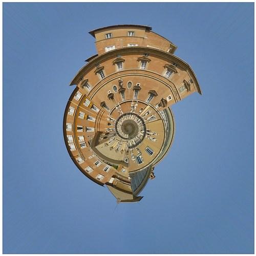 rom #41 - piazza st pietro - lp