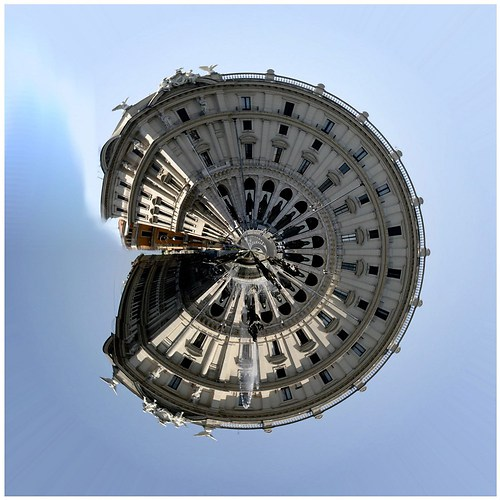 rom #72 - piazza repubblica - lp