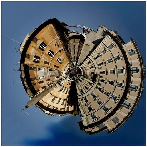 rom #94 - piazza di rotonda - lp