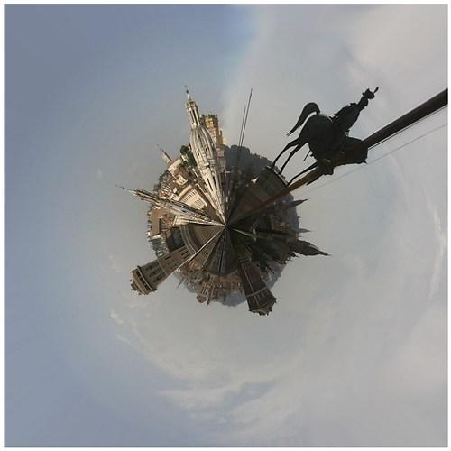 rom #120 - monumento a vittorio emanuele II - lp