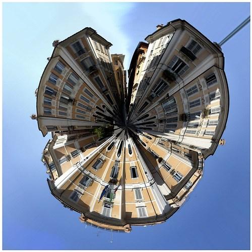 rom #127 - piazza d oratorio - lp