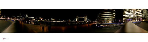 london #4 - tower bridge & city hall