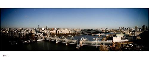 london #15 - hungerford bridge