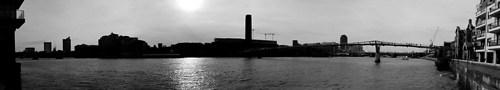 london #62 - millenium bridge & tate modern