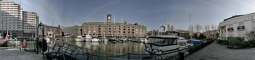 london #84 - katherines wharf