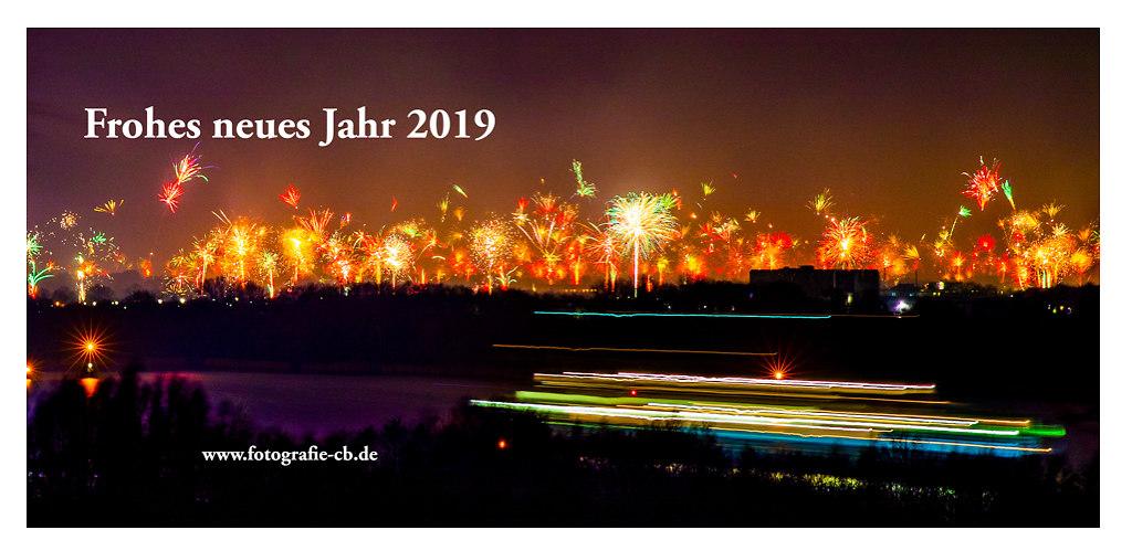 Feuerwerk 2018-2019 - 2