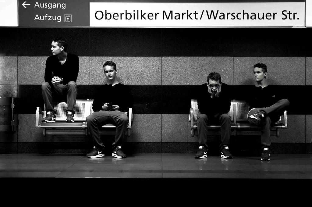 20130827-2013-08-27 U-Bahn  SW viererprotrait_bearbeitet-1-Bearbeitet_bearbeitet-3