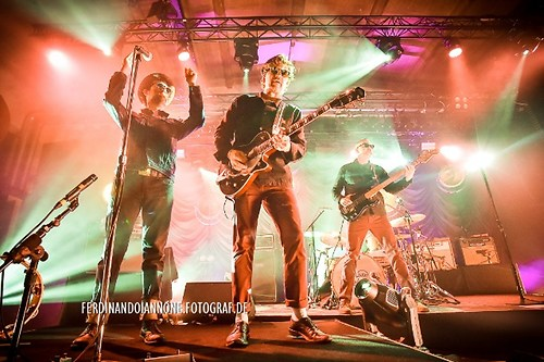 Konzert Eels, US-amerikanische Rockband, Singer/Songwriter Mark  (IAN_6630_FerdinandoIanno
