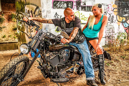Couple Bike 6