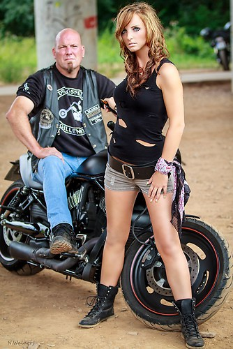 Couple Bike 7