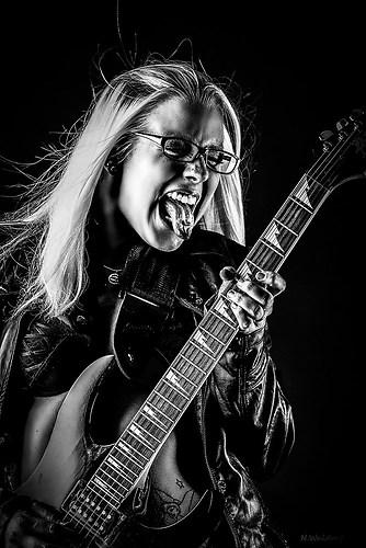 Guitar Girl 4