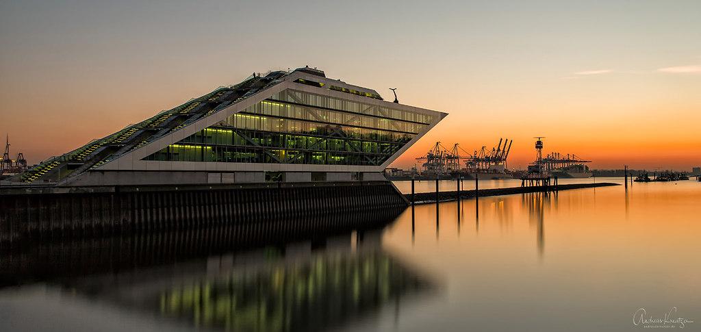 Sonnenuntergang beim Dockland (ZN5A8499-Bearbeitet-Bearbeitet-Bearbeitet-Bearbeitet)