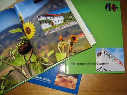 Fotobücher mit QR-Code