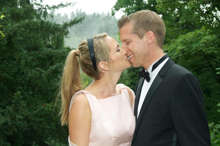 | Hochzeit im Schloss Amerang mit Ina Müller-Gorman und Tobias Viet | 2 Star