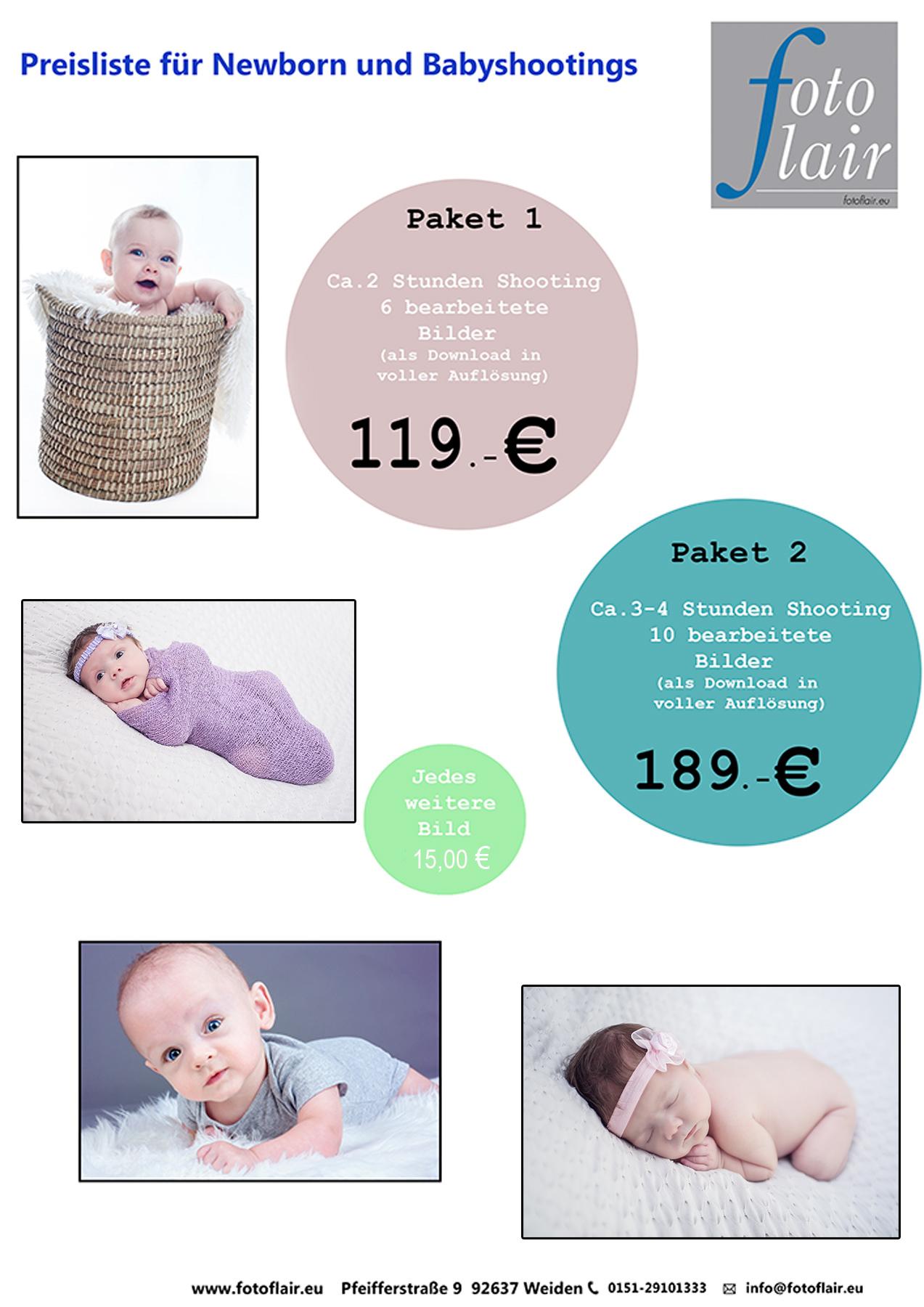 Preise Babys