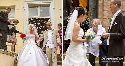 Hochzeiten Reportagen & Shootings