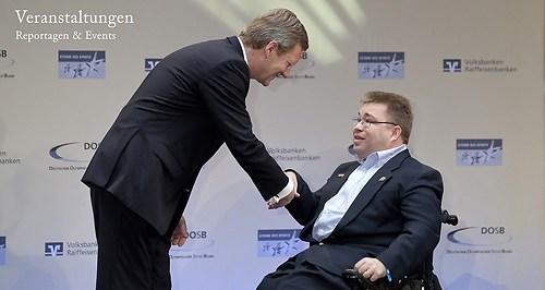 """Bundespräsident verleiht """"Großen Stern des Sports"""" (Bundespräsident-text-01)"""