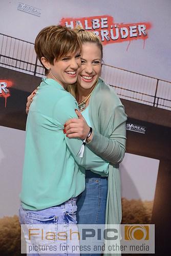 Isabell Horn und Christina Klein