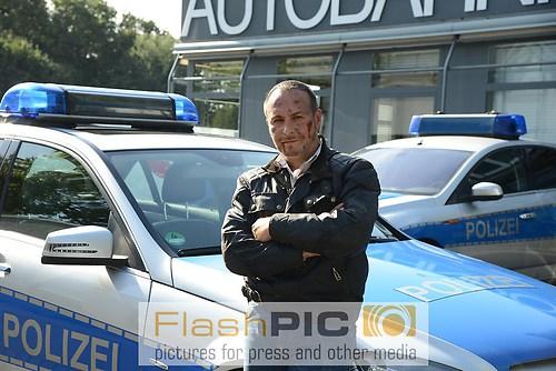 Hauptdarsteller Erdogan Atalay als Kommissar Semir Gerkhan  (DSC_3274)