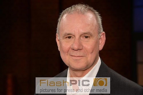 Joachim Krol der deutsche Schauspieler als Gast der WDR Talkshow