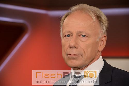 Juergen Trittin der ehemalige Bundesminister B90 die Gruenen als (DSC_0716)
