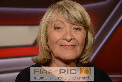 Alice Schwarzer die Feministin und Journalistin als Gast  und Te (DSC_0876)