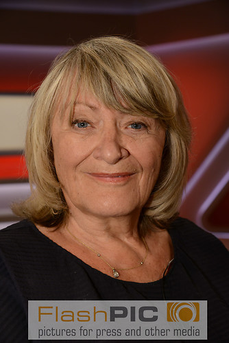 Alice Schwarzer die Feministin und Journalistin als Gast  und Te (DSC_0880)
