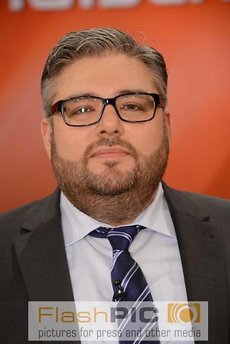 Murat Kayman der DITIB Vorstand in NRW als Talkgast  und Teilneh (DSC_0903)