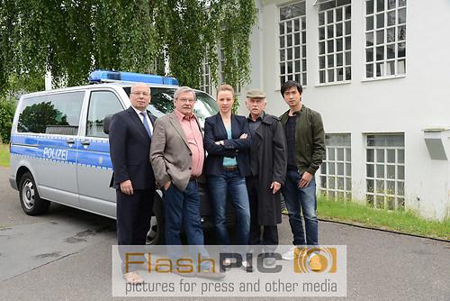 Tilo Prueckner mit Wolfgang Winkler, Katja Danowski und Aaron Le (DSC_1754)