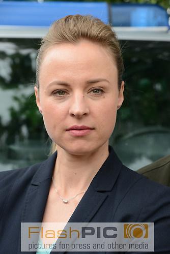 Katja Danowski die deutsche Schauspielerin spielt die Dezernatsl (DSC_1844)