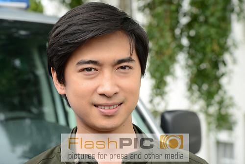 Aaron Le der deutsche Schauspieler als Hui Ko der junge Kollege  (DSC_1865)