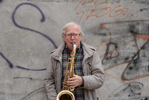 Klaus Dolidnger, der legendaere Jazz-Musiker und bekannte deutsc (DSC_2789)