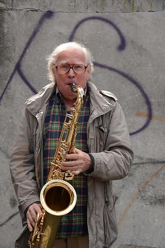 Klaus Dolidnger, der legendaere Jazz-Musiker und bekannte deutsc (DSC_2804)