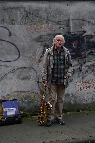 Klaus Dolidnger, der legendaere Jazz-Musiker und bekannte deutsc (DSC_2906)