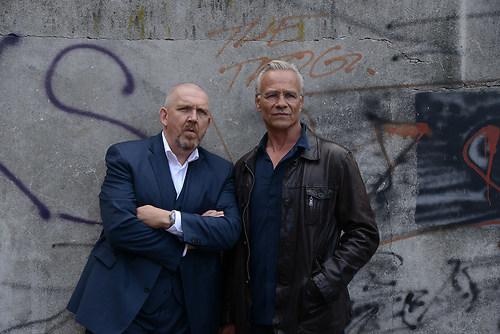Die Tatort Koeln Kommissare Max Baldauf (Klaus J. Behrendt) und  (DSC_2920)